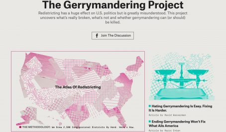 the-gerry-mandering-project